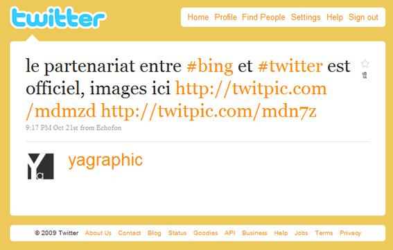 Un tweet de Ya-graphic