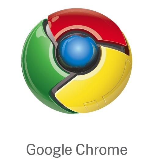 Logo du navigateur Google Chrome