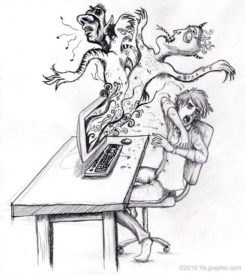 Les trolls. Comment modérer un forum ou un blog ?