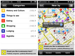 Marseille at a Glance - application iPhone