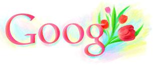 Google Doodle Russe : Journée Mondiale de la Femme