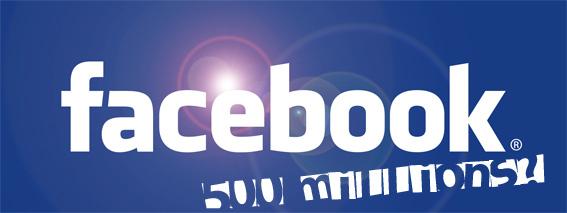 Facebook : 500 millions d'utilisateurs