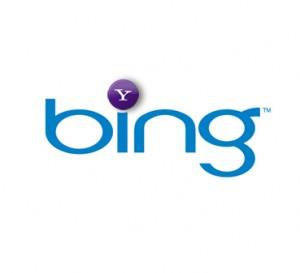 Yahoo! affiche les résultats de Bing