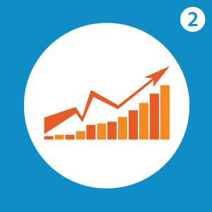 Augmentation du nombre de pages vues