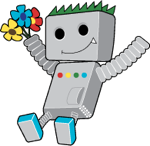 mascotte Google Googlebot