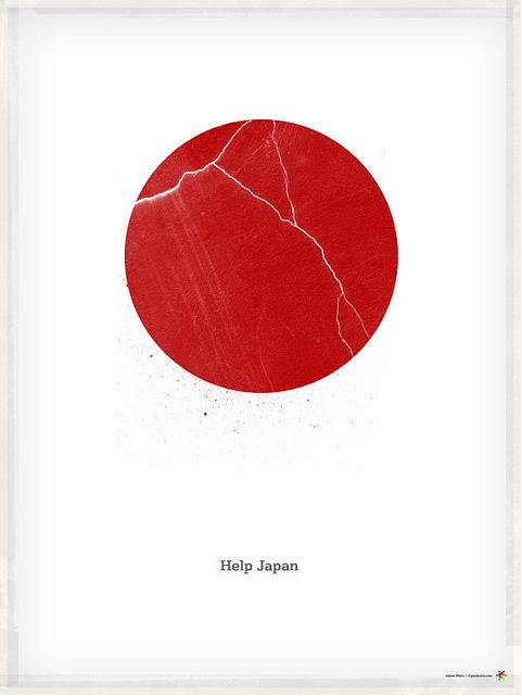 Twitter: les hashtags du séisme au Japon