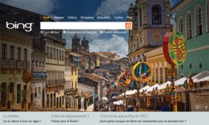 Bing version française