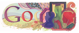 Google doodle de la journée internationale de la femme