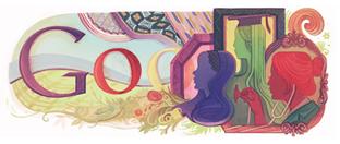La Journée internationale de la Femme commémorée par Google