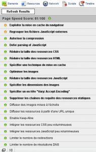Vitesse de site : PageSpeed pour Chrome