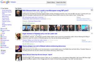 De nouvelles fonctionnaliés pour Google News.