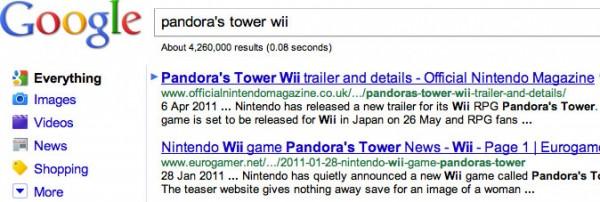 Google teste une autre disposition d'URL dans la SERP