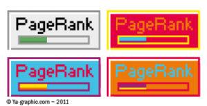La mise à jour du PageRank.