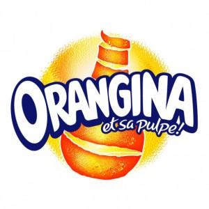 La boisson Orangina