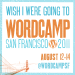 WordCamp 2011 à San Francisco