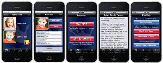 Child ID : Le FBI crée une application pour signaler les enlèvements d'enfants