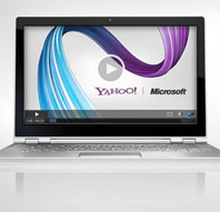 Search Alliance : Yahoo! & Microsoft
