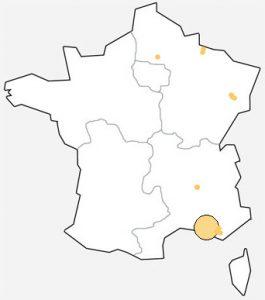 Perturbations du réseau Free dans les Bouches du Rhône