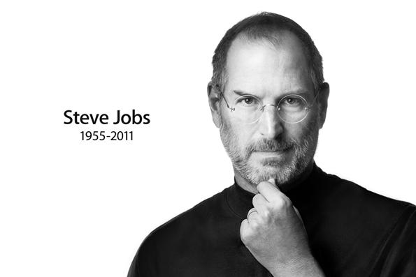 Steve Jobs est mort mercredi 5 octobre 2011