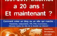 « 1991-2011: Internet a 20 ans ! Et maintenant ? », Jérôme Bourgine