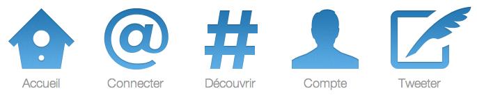Twitter et ses fonctionnalités