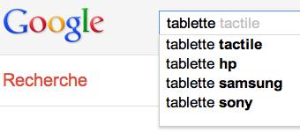 [Tendances des recherches] La tablette tactile écrase le netbook