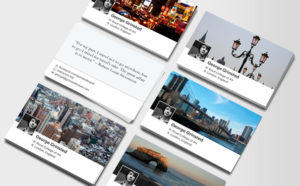 Cartes Facebook en collaboration avec Moo.com