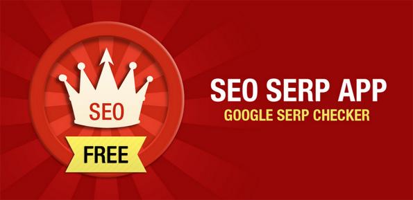 SEO SERP APP: Contrôler le positionnement de son site internet sur Google
