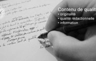 10 Conseils pour créer un Contenu de Qualité dans son Site Web