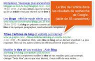 Titres de Blog : 8 Astuces pour Augmenter son Trafic