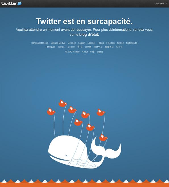 Twitter est en surcapacité
