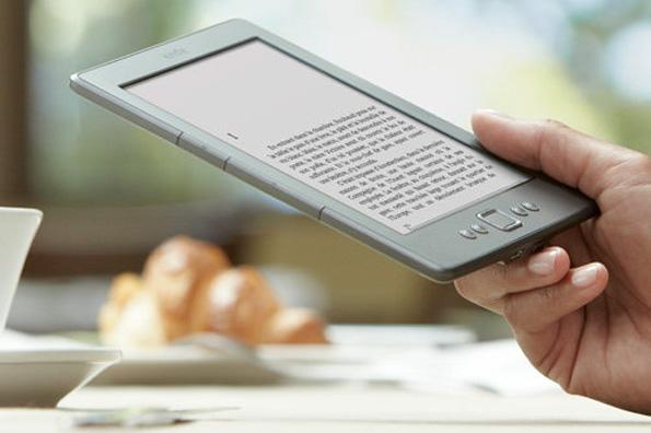 Kindle: lecteur de livres électroniques