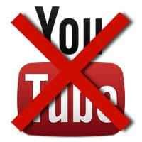 Le site YouTube.com bloqué dans le monde