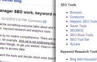 Bing publie des listes d'outils pour le SEO. Quelle pertinence ?