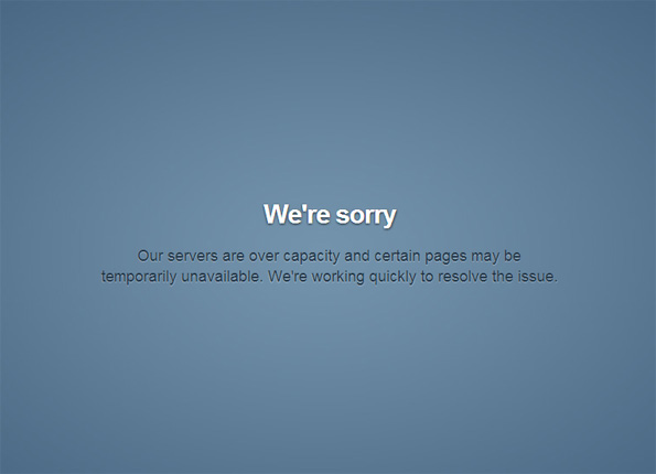 Tumblr inaccessible