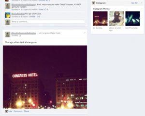 Facebook teste un nouvel affichage de la timeline