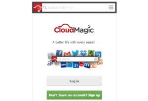 CloudMagic, le moteur de recherche de données privées