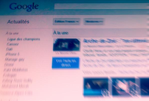 Google revient à la charge... contre les éditeurs de presse
