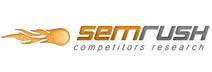 Pour un audit de site SEMrush permet de trouver des mots clés et de comparer des sites concurrents