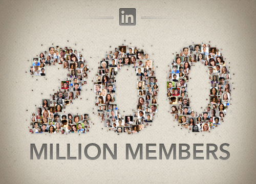 200 millions de membres chez LinkedIn