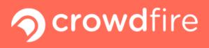 Logo de l'appli Crowdfire