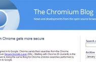 Chrome version 25 chiffrera toutes les requêtes de recherche