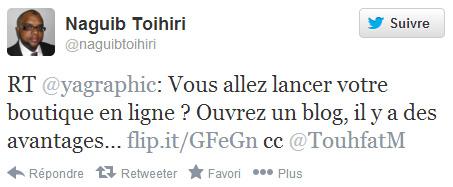 Naguib Toihiri sur Twitter