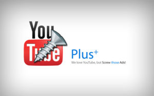 ScrewAds Plus for YouTube pour bloguer les pubs de YouTube