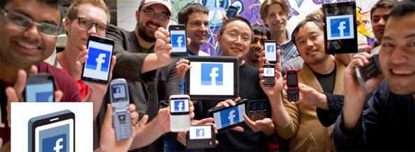 Facebook Mobile, partenaire avec 18 opérateurs de téléphonie mobile