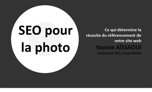 Comment référencer son site web de photo ?