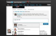 LinkedIn: Il est désormais possible de mentionner des membres