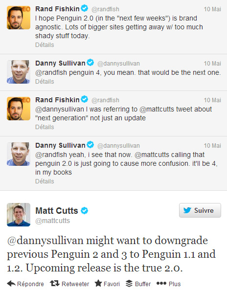 Matt Cutts: Penguin 2.0