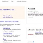 Knowledge Graph de la compagnie aérienne Avianca