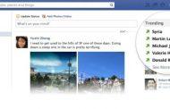 Les Trending topics arrivent dans Facebook